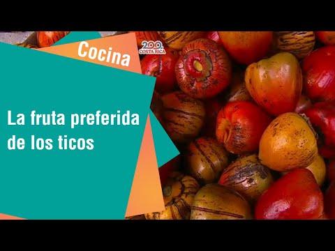 El pejibaye es la fruta que su cuerpo necesita   Cocina