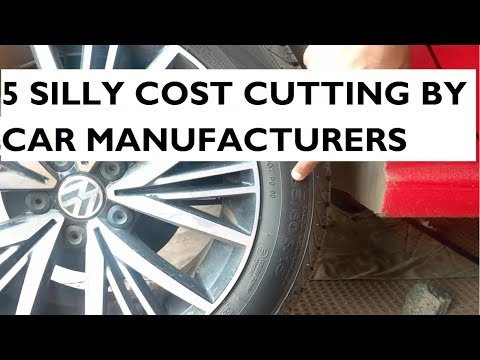 5 Silly Cost Cutting By Car Manufacturers that Everyone should know