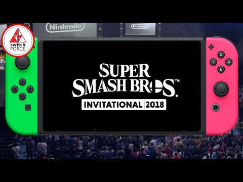 connectYoutube - Super Smash Bros Switch TOURNAMENT! BIG EVENT E3 2018!