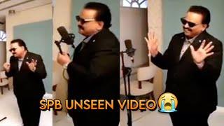 SP Balasubramaniam Unseen Video At Photoshoot    We Miss SP Balu Garu    IG Telugu - IGTELUGU