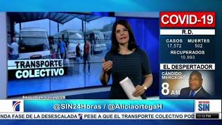 #EmisiónEstelar: Comenzará transporte colectivo