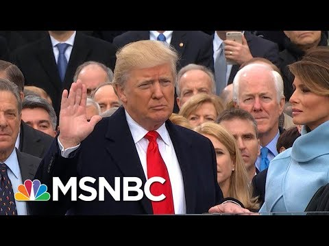 Reflecting On President's Day With Donald Trump In White House | Morning Joe | MSNBC