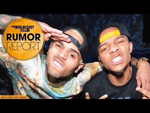 connectYoutube - Bow Wow Wonders How He Fell Out With Chris Brown