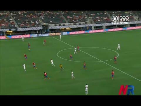 Costa Rica cayó 0-2 ante Canadá y queda fuera de la Copa Oro