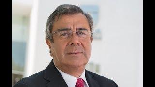 """Álvaro Rojas, rector de la U. de Talca: """"Decidimos que era mejor plantearnos un semestre online"""""""