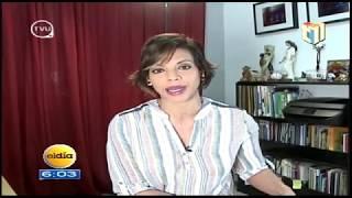 El Día: Huchi Lora, Amelia Deschamps y Javier Cabreja. (Miércoles 27 de mayo, 2020).