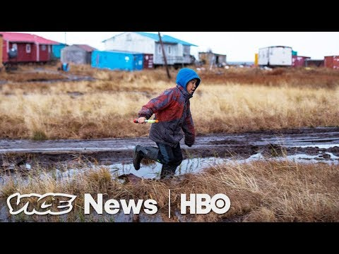 Climate Change Is Killing This Alaskan Village (HBO)