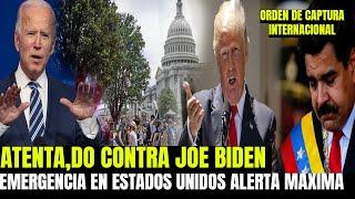 DONALD TRUMP RECIBE AYUDA HOY - JOE BIDEN ESTA EN PROBLEMAS -  SE UNEN PARA IR POR NICOLAS MADURO
