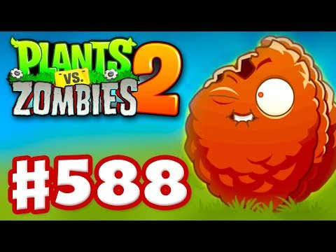 connectYoutube - Plants vs. Zombies 2 - Gameplay Walkthrough Part 588 - Explode-O-Nut Premium Seeds Epic Quest!
