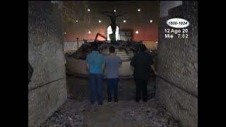 Cenidh presenta nuevo informe sobre el incendio de la capilla La Sangre de Cristo