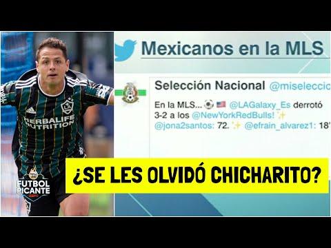 ¿FALTA DE RESPETO a Chicharito El mexicano marcó triplete y la selección 'no supo' | Futbol Picante