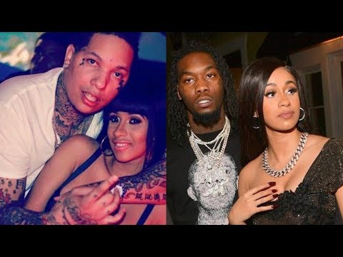 connectYoutube - Cardi B Calls King Yella and Checks Him for Saying He SMASHED before Offset got with Cardi B