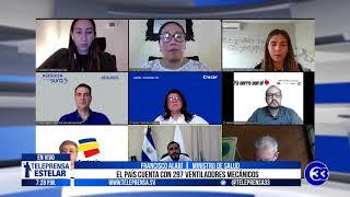 #Teleprensa33 | Empresas donan 22 ventiladores mecánicos