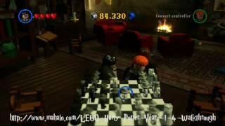 LEGO Harry Potter Walkthrough - Year One: Hogwart Studies (Part 1) Part 1