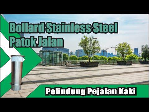 Bollard Pedestrian Kota