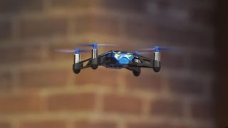 Parrot's MiniDrone Rolling Spider perfect mini-quadcopter for novice flyers