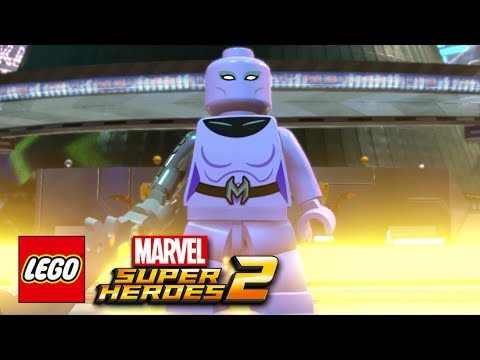LEGO Marvel Super Heroes 2 - How To Make Scorn (Tanis Nieves)