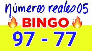 NÚMEROS PARA HOY 18/06/21 DE JUNIO PARA TODAS LAS LOTERÍAS...!! Números reales 05 para hoy....!!