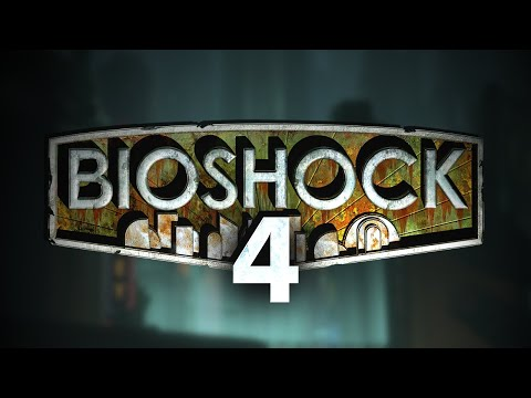 Bioshock 4 Is Real, Will Be Developed By 'Top Secret Studio'