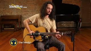 Beneteau Brazilian 12 Fret Standard Concert Cutaway #240710 Quick 'n' Dirty
