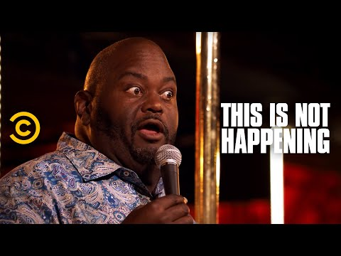 connectYoutube - This Is Not Happening - Lavell Crawford - White-Girl Day Camp - Uncensored