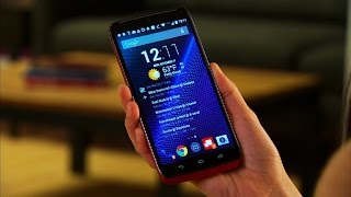 Super-charged Motorola Droid Turbo is a powerhouse for Verizon customers