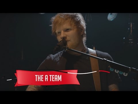 connectYoutube - Ed Sheeran  - The A Team (Live on the Honda Stage at the iHeartRadio Theater NY)