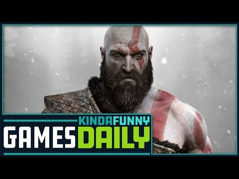 connectYoutube - God of War PS4 Is Awesome - Kinda Funny Games Daily 03.19.18