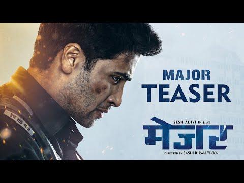 Major Teaser | Hindi | Adivi Sesh | Sobhita | Saiee M Manjrekar | Mahesh Babu | Sashi Tikka | 2021