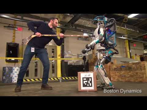 Robot Atlas, The Next Generation