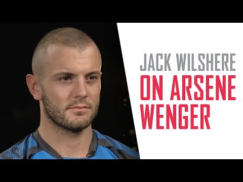 Jack Wilshere on Arsene Wenger announcement