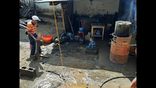 Más de 15 familias afectadas por lluvias en Bárcena