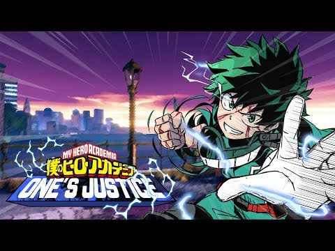 connectYoutube - NEW GAME! | My Hero Academia: One's Justice REVEALED! (PS4, Nintendo Switch)