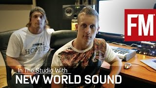 New World Sound In The Studio With Future Music