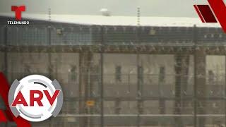 Positivos a COVID-19 casi la mitad de empleados de un centro de detención | Al Rojo Vivo | Telemundo