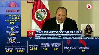 19 positivos y 45 personas más a cuarentena en el Calderón Guardia
