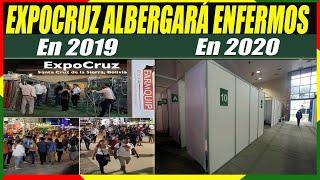 La Mayor Feria de Negocios de Bolivia se convierte en un Centro para Enfermos