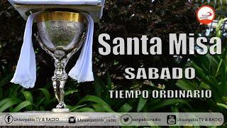 SANTA MISA 04 DE JULIO DE 2020