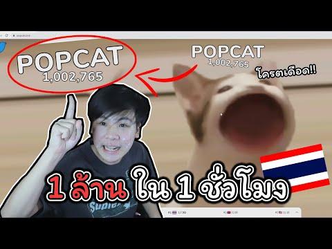 กด-POPCAT-1,000,000-ครั้ง-ภายใ