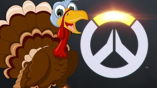 OverWatch Thanksgiving Day Mashup!