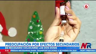 ¿Cuáles son las dudas de los ticos sobre vacuna contra Covid 19