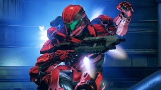 Halo 5 Beta: Sniping in Slayer on Empire - IGN Live