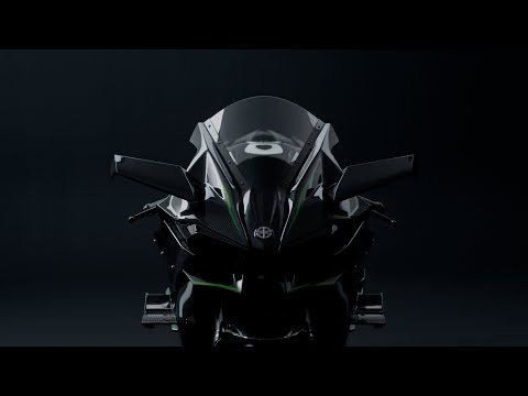 Ninja H2: Vol.10 Ninja H2R - BUILT BEYOND BELIEF