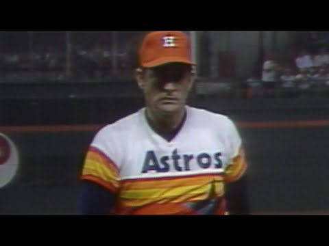 1981 NLDS Gm4: Ryan retires Landreaux to end the 9th
