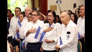 """""""Es positivo que los nicaragüenses continúen trabajando en la gran unidad"""""""