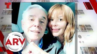 Padre de Alejandra Guzmán habla de la cirugía de emergencia de su hija   Al Rojo Vivo   Telemundo