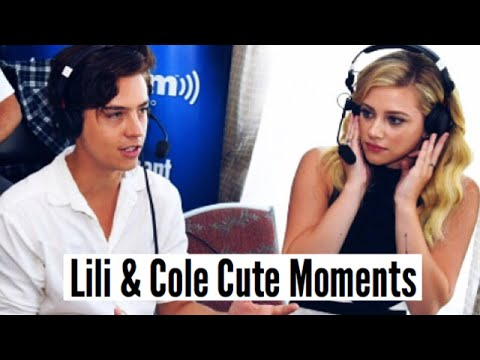 connectYoutube - Lili Reinhart & Cole Sprouse | Cute Moments (Part 2)