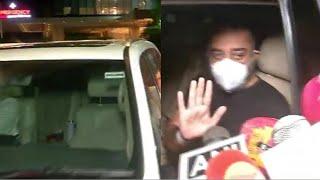 Kamal Hasan Visits SP Balasubrahmanyam At MGM Hospital | SP Balu Health | IG Telugu - IGTELUGU