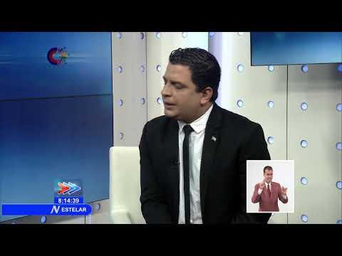 Conversa Ministro de Energía y Minas sobre la contingencia energética que vive Cuba