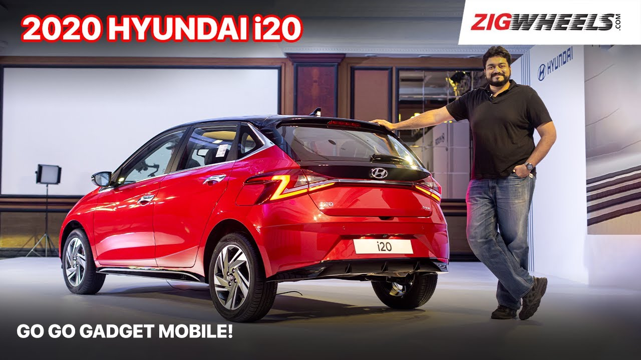🚗 2020 Hyundai i20 First Look | Small Car, Big On Choice! | Priced @ Rs 6.80 lakh -11.18 lakh